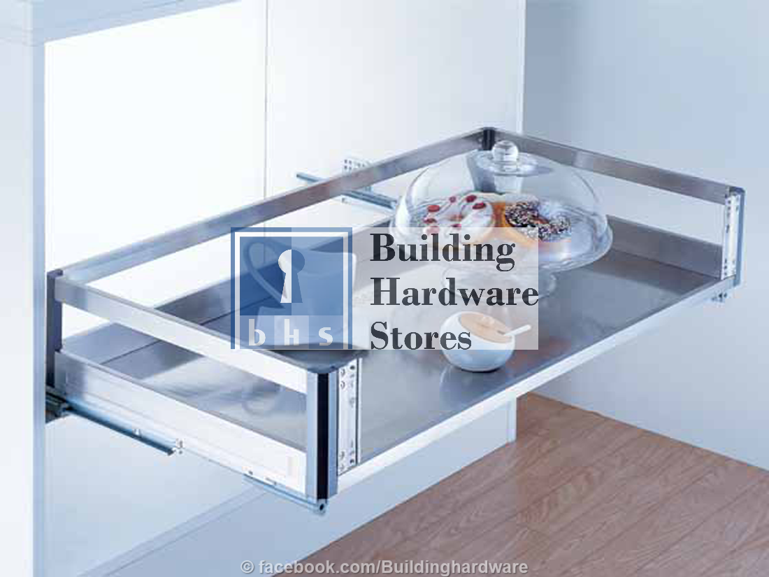 Hob Tray Stainless Steel