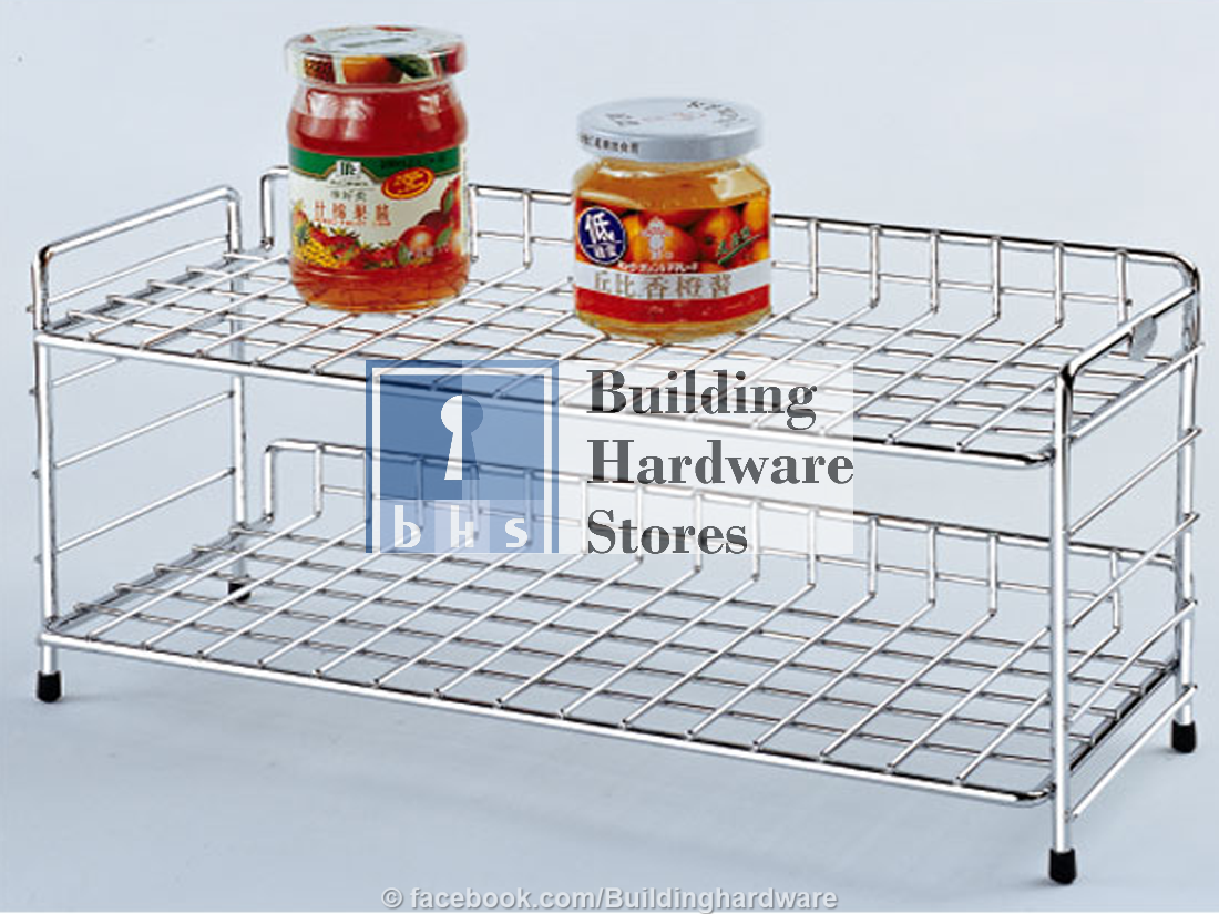 Double Layer Spice Rack