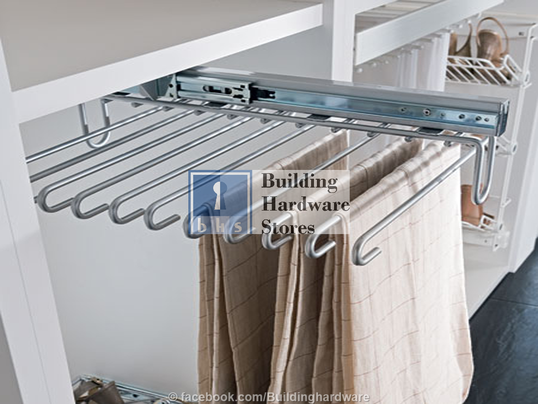 Extendable Trouser Rack