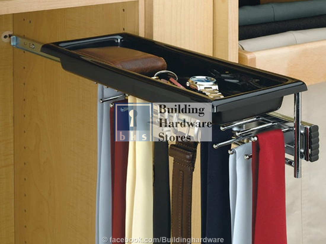 Male Organiser , Belt and Tie Rack