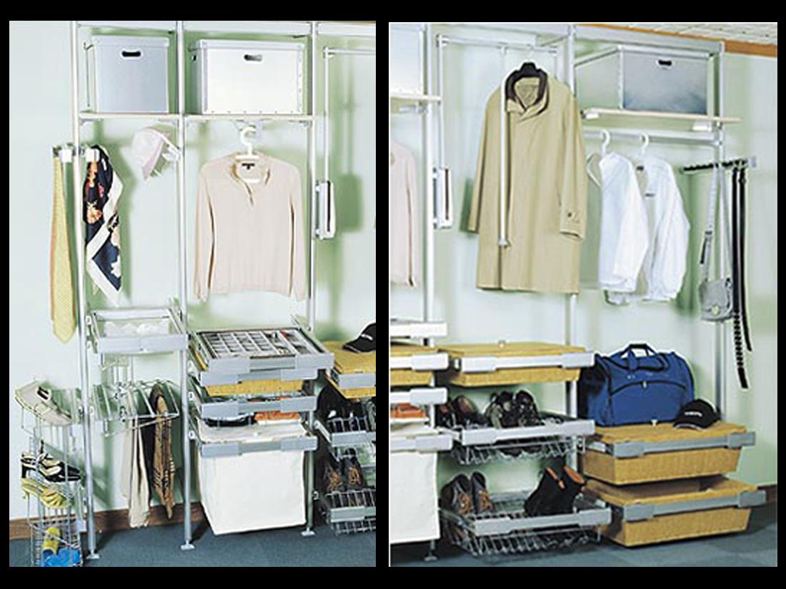 Walkin Closet System